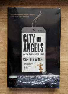 City of Angels (or The Overcoat of Dr. Freud) by Christa Wolf (Contemporary Fiction)