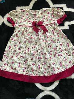 Baby Dress 2 years old