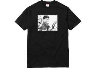 Supreme Akira Arm Tee Black M