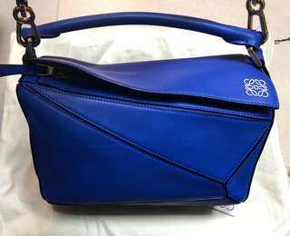 Loewe Puzzle Bag small