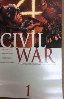 Civil War Issue 1