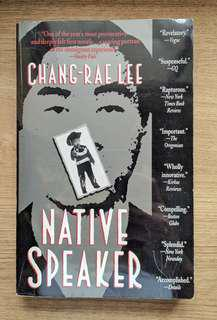 Native Speaker by Chang-Rae Lee (Contemporary Fiction)