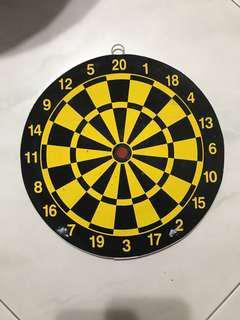 Dart Board 22.5cm diameter