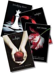 Twilight Book Series (ebook)