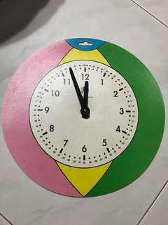Learning Time 27cm diameter
