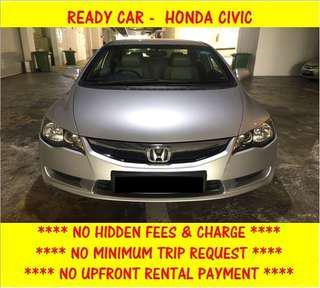 Honda Civic 1.6 Auto