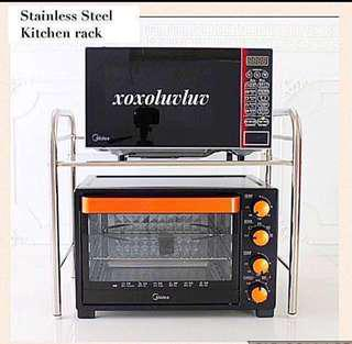 Brand New Stainless Steel Kitchen Rack