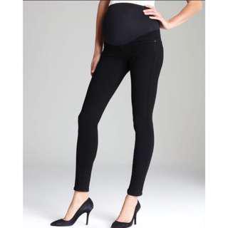 🆕 H&M Mama skinny black jeans #mcsfashion