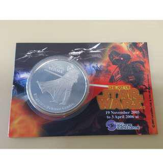Limited Edition Star Wars coin