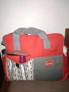 #mauiPhoneX - Tas perlengkapan bayi size besar