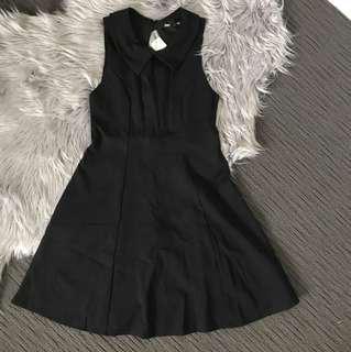 🔸 BNWT Sportsgirl Black Skater Dress size XS - RRP $89.95
