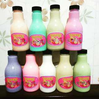 Yogurt yummy ada 10 rasa  order langsung dm @yogurtyummy