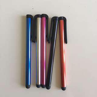 Stylus pens $3 for 5 pens