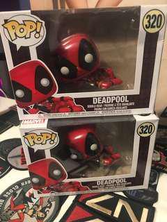 Deadpool Funko pop 320