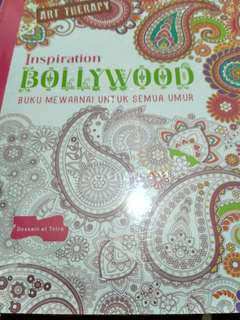 Bollywood Pattern Coloring Book