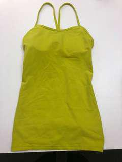 Lululemon power Y discontinued color size 6