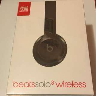 Beats Solo3 Wireless (Gloss Black)