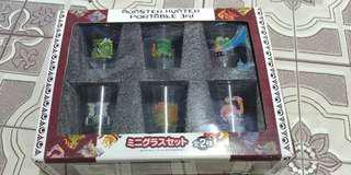 Monster Hunter Portable Shot Glass