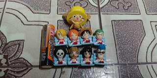 One Piece Small Figures