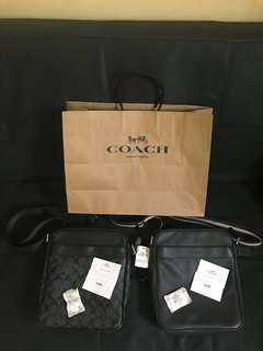 Coach (Cross body bag) 10k each