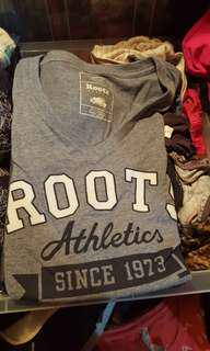 roots 短t女生xs