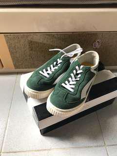 Chiswick 鞋 綠色 36.5 (韓國牌子)