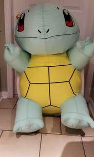 Giant Plush Squirtle
