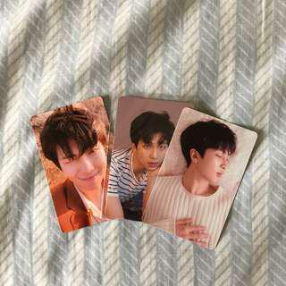 namjoon love yourself tear photocard