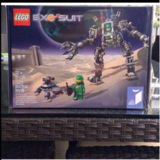 Tweeshop Lego 21109 Exo Suit (NEW) New