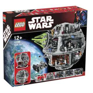Lego 10188 Death Star (NEW)