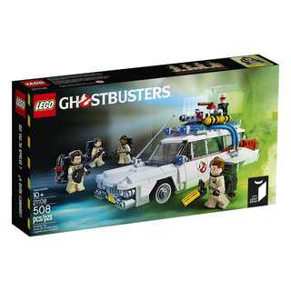 Lego 21108 Ideas Ghostbusters Ecto-1 Sealed (NEW) New