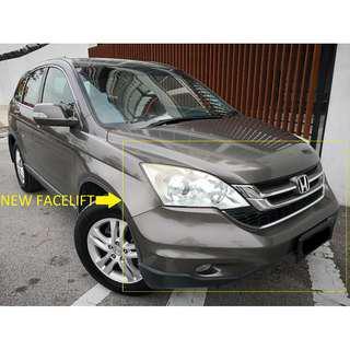 2011 Honda CR-V 2.0 i-VTEC FACELIFT (A)