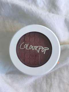 Colourpop supershock shadow Brady