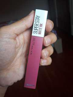 Maybelline Super Stay Matte Ink - Lover