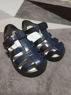 🚚 Navy blue sandals