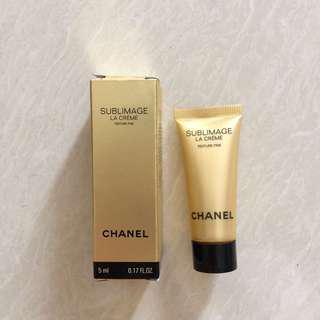 (NEW) Sample Chanel SUBLIMAGE La Creme complete anti aging skincare