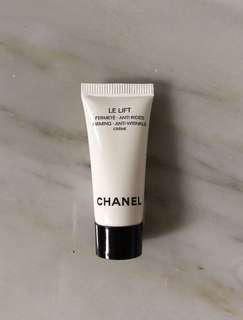 (NEW) Sample Chanel Le Lift firming- anti wrinkle creme
