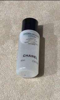 (NEW) Sample Chanel Hydra Beauty Lotion