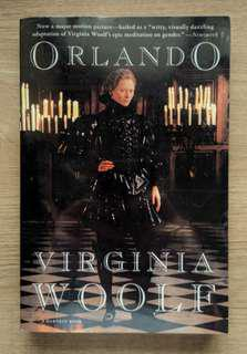 Orlando by Virginia Woolf (Classic Fiction)