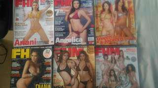20 Issues FHM Magazines (check description for issues)