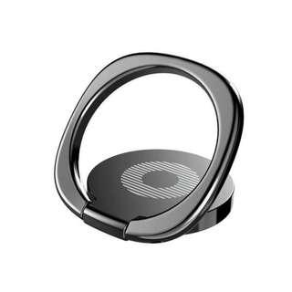 360 超薄 iring mobile phone holder 有三隻色 iPhone android