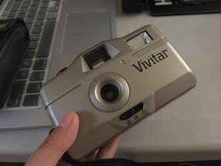 Vivitar 35mm Film Camera (working)