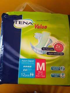 Tena Adult Diapers (bundle of 3)