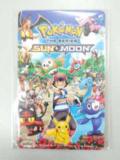WITH STOCK Pokemon Ezlink card