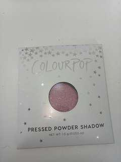 Colourpop pressed shadow - double date