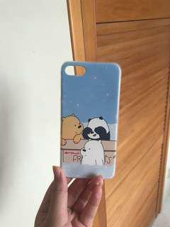 we bare bears iphone 7 phone case