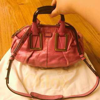 Auth Chloe Small Bag