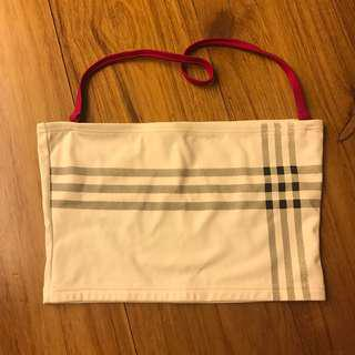 Auth Burberry tank