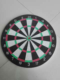 2-sided Dart Board