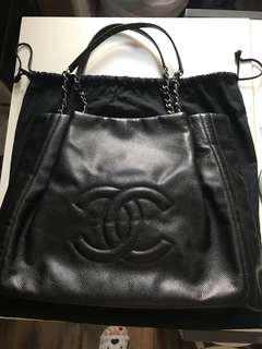 Chanel tote bag